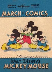 Western Printing Co.'s March of Comics Issue # 8c