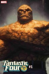 Marvel Comics's Fantastic Four Issue # 1i