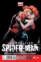Marvel Comics's The Superior Spider-Man Issue # 2