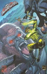 Splatto Comics's Jawbreakers: Lost Souls TPB # 1