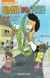 Papercutz's Sanjay and Craig Soft Cover # 1