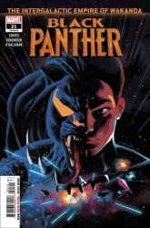 Marvel Comics's Black Panther Issue # 21