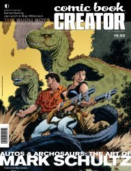 TwoMorrows Publishing's Comic Book Creator Issue # 15