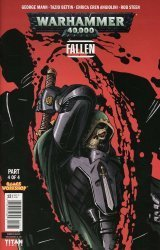 Action Lab Entertainment's Athena Voltaire and the Sorcerer Pope Issue # 1b