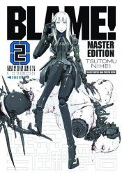 Vertical's BLAME!: Master Edition Soft Cover # 2