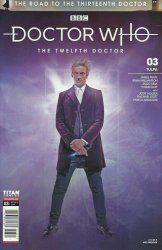 Titan Comics's Doctor Who: The Road To The 13th Doctor Issue # 3b
