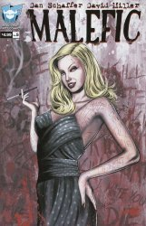 Devil's Due Publishing's Malefic Issue # 5