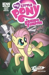IDW Publishing's My Little Pony: Friends Forever Issue # 5jet pack-a