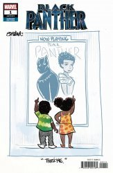 Marvel Comics's Black Panther Issue # 1s