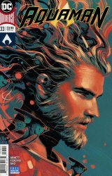 DC Comics's Aquaman Issue # 33b