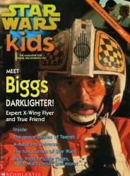 Scholastic's Star Wars Kids Issue # 14