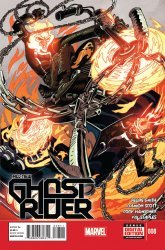 Marvel's All-New Ghost Rider Issue # 8