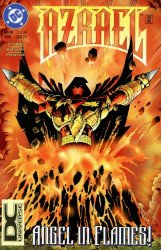 DC Comics's Azrael Issue # 19b