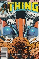Marvel Comics's The Thing Issue # 7b