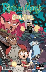 Oni Press's Rick and Morty: Ever After Issue # 4b