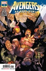 Marvel Comics's Avengers: No Road Home Issue # 1