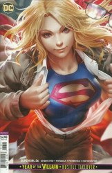DC Comics's Supergirl Issue # 36b