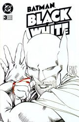 DC Comics's Batman: Black & White Issue # 3