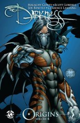 Top Cow's The Darkness: Origins TPB # 4