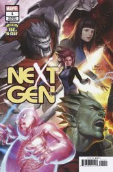 Marvel Comics's Age of X-Man: Nextgen Issue # 1b