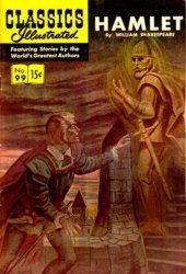 Gilberton Publications's Classics Illustrated #99: Hamlet Issue # 6