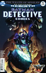DC Comics's Detective Comics Issue # 957