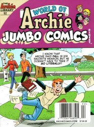 Archie Comics Group's World of Archie: Double Digest Magazine Issue # 92