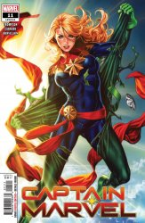 Marvel Comics's Captain Marvel Issue # 11
