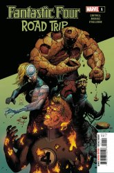 Marvel Comics's Fantastic Four: Road Trip Issue # 1