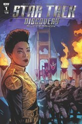 IDW Publishing's Star Trek Discovery: Succession Issue # 1