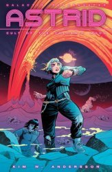 Dark Horse Comics's Astrid: Cult Of The Volcanic Moon TPB # 1