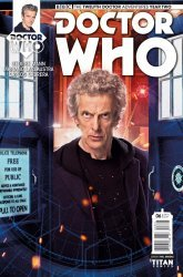 Titan Comics's Doctor Who: 12th Doctor Year Two Issue # 6b