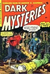 Master Publications's Dark Mysteries Issue # 14