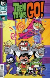 DC Comics's Teen Titans Go! Issue # 26