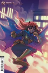 DC Comics's Batgirl Issue # 49b