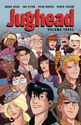 Archie Comics Group's Jughead TPB # 3