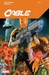 Marvel Comics's Cable TPB # 1