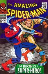 Marvel Comics's The Amazing Spider-Man Issue # 42
