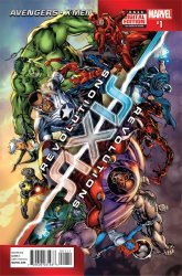 Marvel's AXIS Revolutions Issue # 1