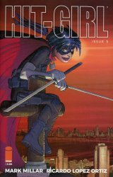 Image Comics's Hit-Girl Issue # 1g