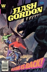 Gold Key's Flash Gordon Issue # 19whitman
