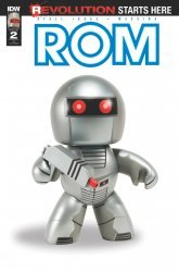 IDW Publishing's ROM Issue # 2e