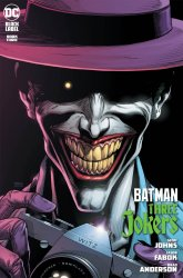 DC Black Label's Batman: Three Jokers Issue # 3e
