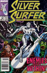 Marvel Comics's Silver Surfer Issue # 32markjewelers