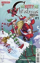 Chapter House Publishing Inc.'s Die Kitty Die: Christmas Special Issue # 1b