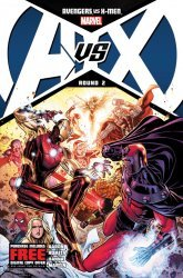 Marvel Comics's Avengers vs X-Men Issue # 2