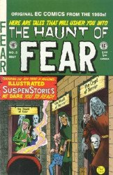 Russ Cochran's Haunt of Fear Issue # 3