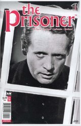 Titan Comics's Prisoner Issue # 1b