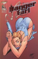 Image Comics's Danger Girl Issue # 2d
