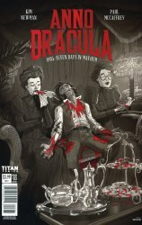 Titan Comics's Anno Dracula Issue # 3c